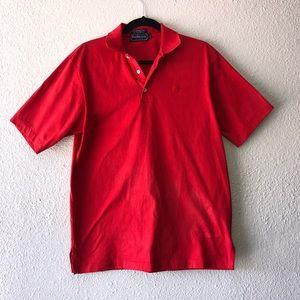 Vintage Burberry Polo Shirt